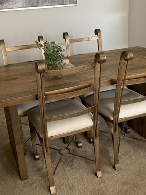Metal chairs for Sale in Sterling, VA