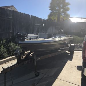 1989 Champion Bass Boat for Sale in Lakeside, CA