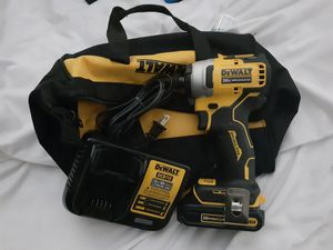 New dewalt atomic impact drill for Sale in Fayetteville, NC