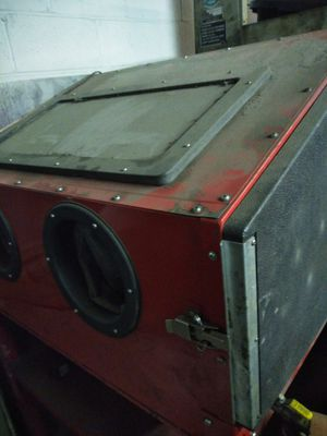 Glass bead/ sandblasting machine for Sale in Norwalk, CA