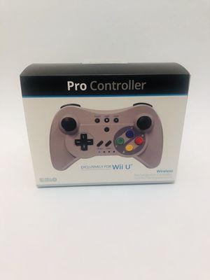 Wii Wireless Pro Controller Gray EMiO for Sale in Riverside, CA