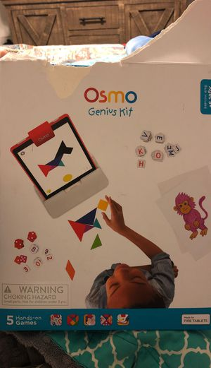 Osmo genius kit for Sale in Haslet, TX