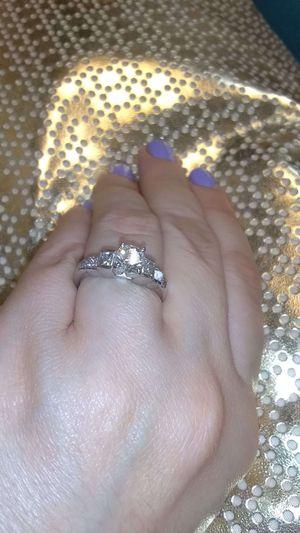 Princess round diamond ring for Sale in Atlanta, GA