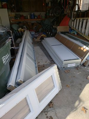 Garage door sales and old door refurbish. Including painting them for Sale in East Moline, IL