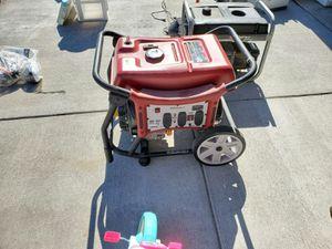 Powermate 5500 generator for Sale in Westminster, CO