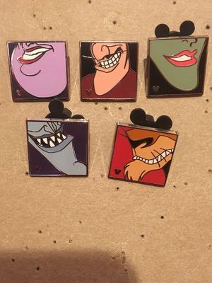 Authentic Disney pins Hidden Mickey set for Sale in Laguna Hills, CA