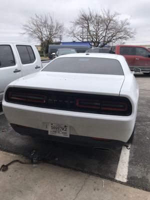 2015 Dodge Challenger for Sale in Garland, TX