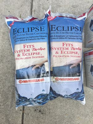 Fliters for Aquariums for Sale in Gilroy, CA
