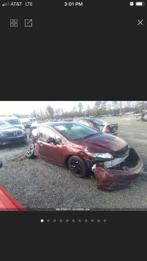 2012-2015 Honda Civic for Sale in Silver Spring, MD