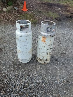 Forklift Propain Tanks for Sale in Tacoma,  WA