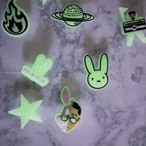 Bad Bunny Crocs Charms Jibbitz for Sale in Los Angeles, CA