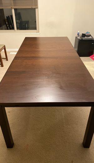Ikea Dinner Table for Sale in Santa Cruz, CA