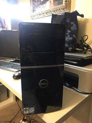 Dell Vostro 220,Dual Core @2.80GHz,4G RAM,160G HD,Windows 7, DVD/RW for Sale in Daniels, MD