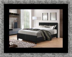 Full platform bed with box spring for Sale in Rockville, MD