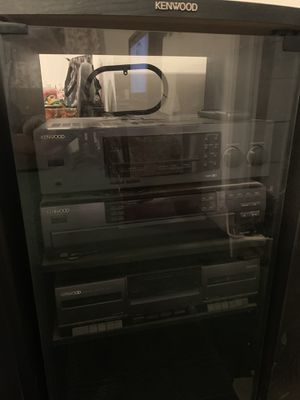 Kenwood stereo system for Sale in Bakersfield, CA