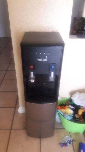Primo Water Tower dispenser hot and cold for Sale in Yorba Linda, CA