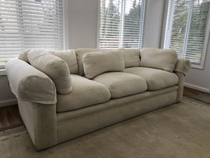 Big sofa for Sale in Springfield, VA