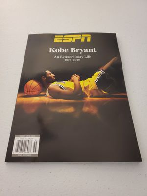 ESPN Special Edition Kobe Bryant for Sale in Union City, CA