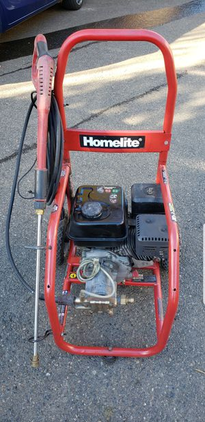 Homelite 2700 psi pressure washer! for Sale in Clackamas, OR