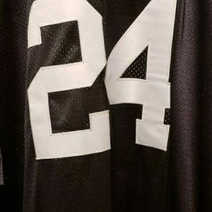 NFL Oakland Raiders Charles Woodson#24 Stitched Jersey Brand Reebok Size 2XL for Sale in Sheridan, CO