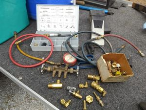 Automotive air conditioning stuff for Sale in Leavenworth, WA