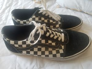 Mens size 12 Vans for Sale in Emerald Isle, NC