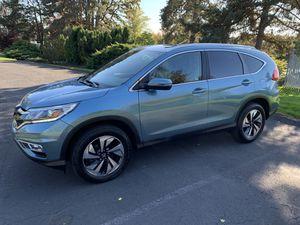 2015 Honda CR-V crv touring for Sale in Portland, OR