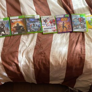 Xbox 360 Games for Sale in Fort Lauderdale, FL