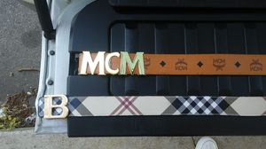 Mcm and burberry for Sale in Lithonia, GA