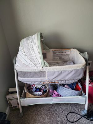 Bassinet AND changing table for Sale in Westminster, CO