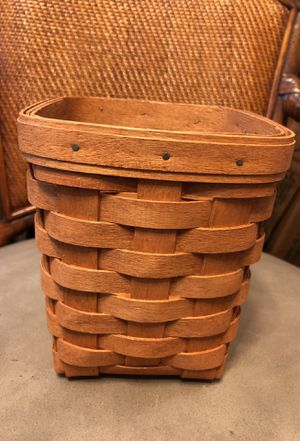 Longaberger Small Spoon Basket for Sale in Dallas, TX
