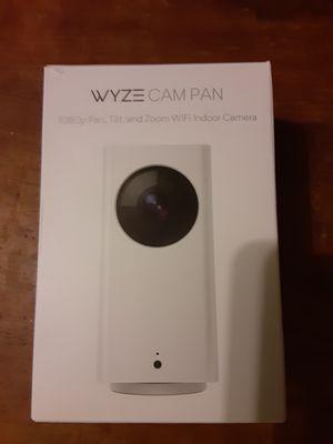 Wyze Pan WIFI camera for Sale in Baton Rouge, LA