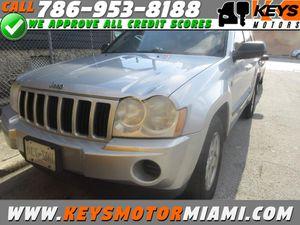 2007 Jeep Grand Cherokee for Sale in Miami, FL