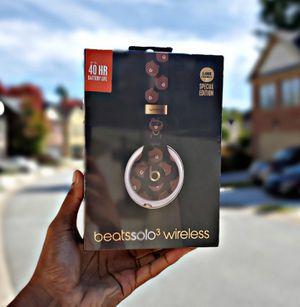 Beats Solo³ Wireless (Line Friends) for Sale in Atlanta, GA