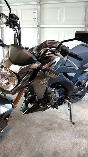 Kawasaki z125 pro for Sale in Kingsport, TN