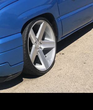 """24"""" dub ballers for Sale in Ivanhoe, CA"""