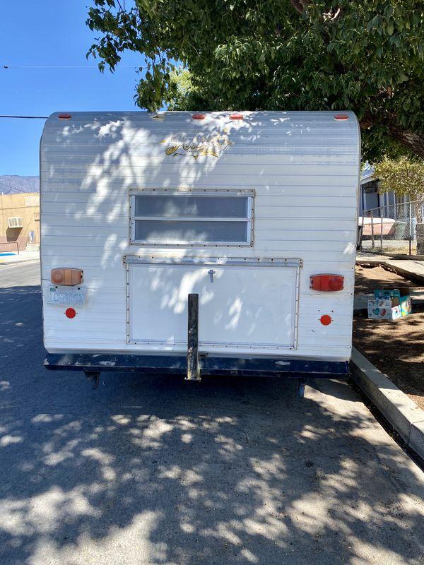 ideal vintage travel trailer