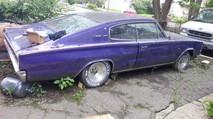 1966 dodge charger not running engine good transmission good 8,500 call me at . It has a rebuild motor with 5 thousand miles 383 big block need TLC. for Sale in Cincinnati, OH