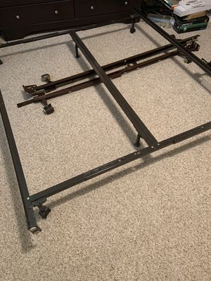 Twin/full metal bed frame for Sale in Brentwood, TN