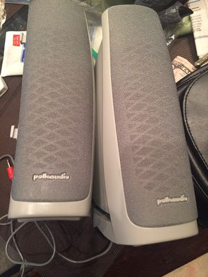 "Polk Audio speakers""Great Condition""(11"") for Sale in South Euclid, OH"