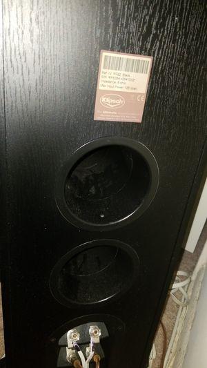 Klipsch tower speakers for Sale in Alexandria, VA