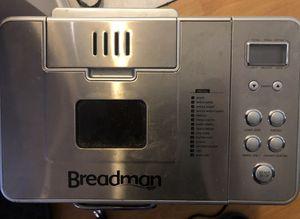 BREADMAN BREAD MAKER OVEN for Sale in Covina, CA