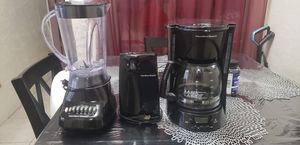 Hamilton Beach Blender,Coffee maker,Can opener for Sale in El Paso, TX
