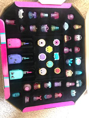 The Lost luggage shopkins/ 8 exclusive never released shopkins!! for Sale in Fontana, CA
