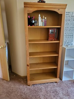 Two Tall Bookshelves- Free for Sale in Tacoma, WA