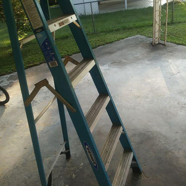 6 foot ladder