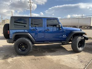 2010 Jeep Wrangler Unlimites for Sale in Phoenix, AZ