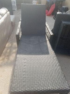 Wicker Pool Lounger for Sale in Mesa, AZ