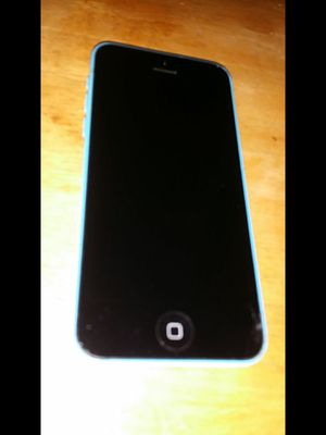 Baby Blue IPhone 5C for Sale in Bell, CA