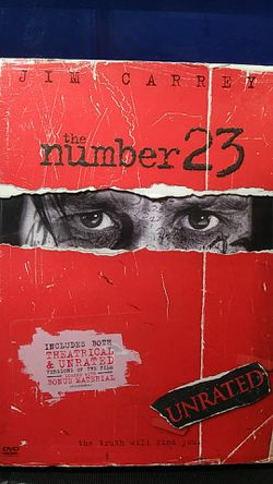 The number 23 DVD for Sale in Tracy,  CA